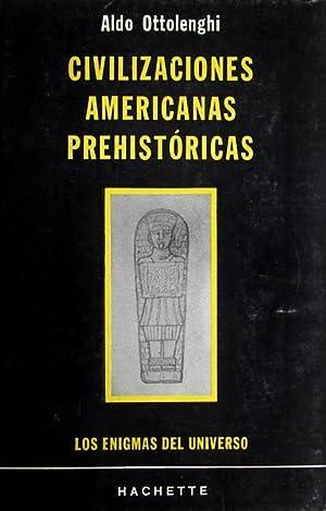 Civilizaciones americanas prehistóricas: Ottolenghi, Aldo