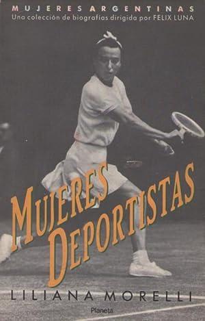Mujeres deportistas: Morelli, Liliana