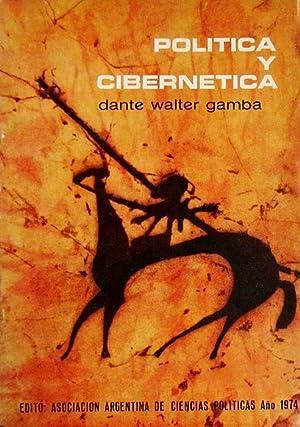 Política y Cibernética: Gamba, Dante Walter