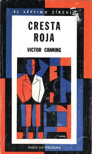 Cresta roja - Victor Canning Md30315689782