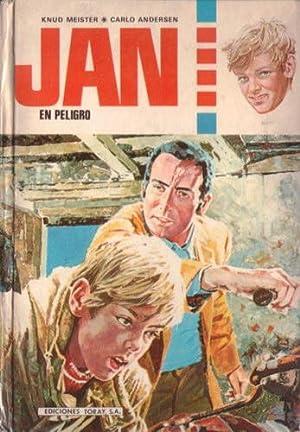 Jan en peligro: Meister, Knud; Andersen, Carlo