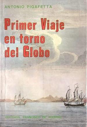 Primer viaje en torno del Globo: Pigafetta, Antonio