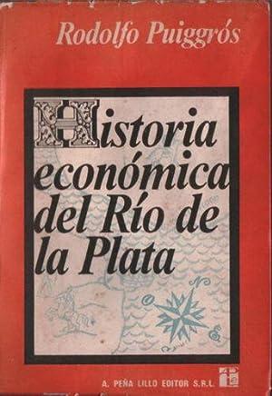 Historia económica del Rio de la Plata: Puiggros, Rodolfo