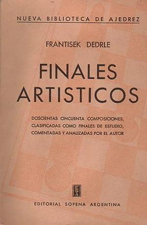 Finales artísticos: Dedrle, Frantisek