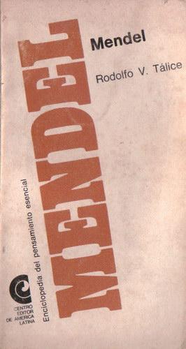 Mendel: Tálice, Rodolfo V.