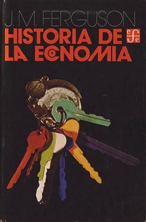 Historia de la economía: Ferguson, John M.