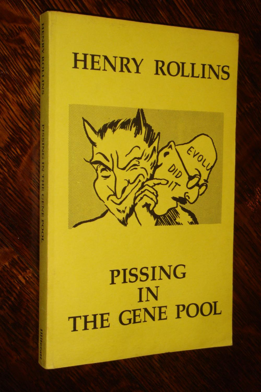Pissing In The Gene Pool