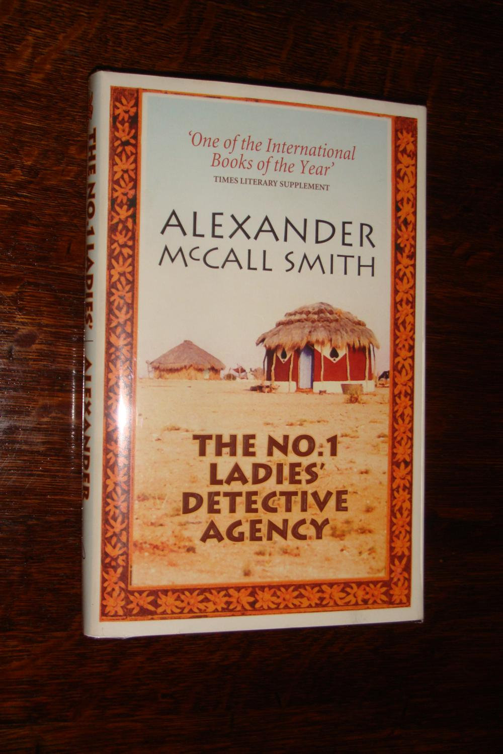ladies detective agency essay Essays and criticism on alexander mccall smith - critical essays of work in in the company of cheerful ladies the number one ladies' detective agency.