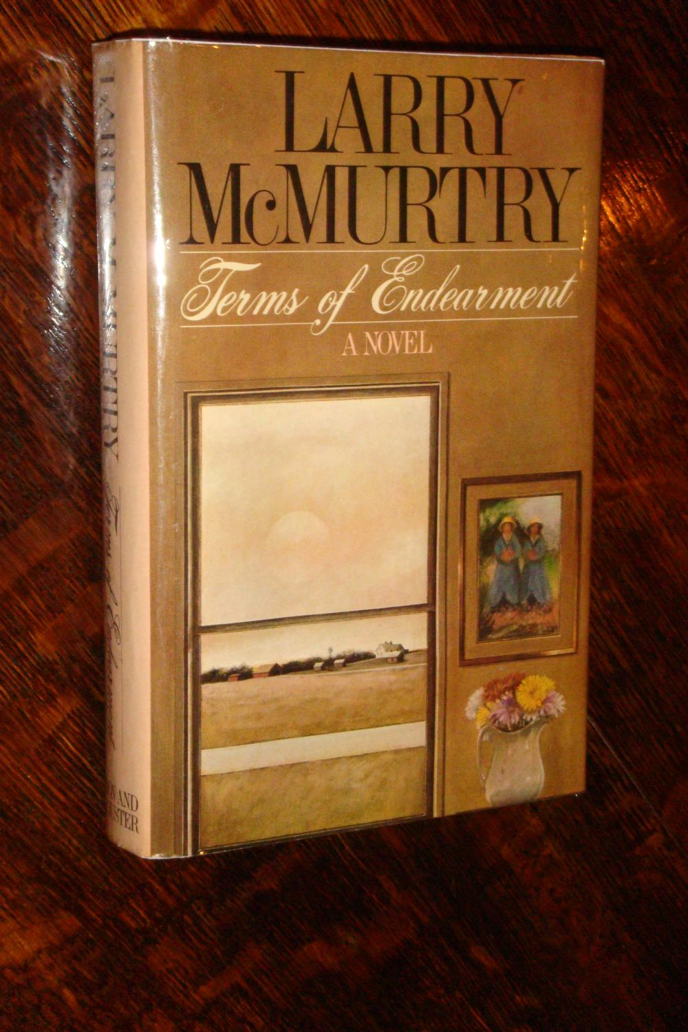 Terms of Endearment (signed) McMurtry, Larry Very Good Hardcover 1975. Simon and Schuster. New York. 410 pages. First edition, 2nd printing. SIGNED by Larry McMurtry directly to the title page. Signature only, no in