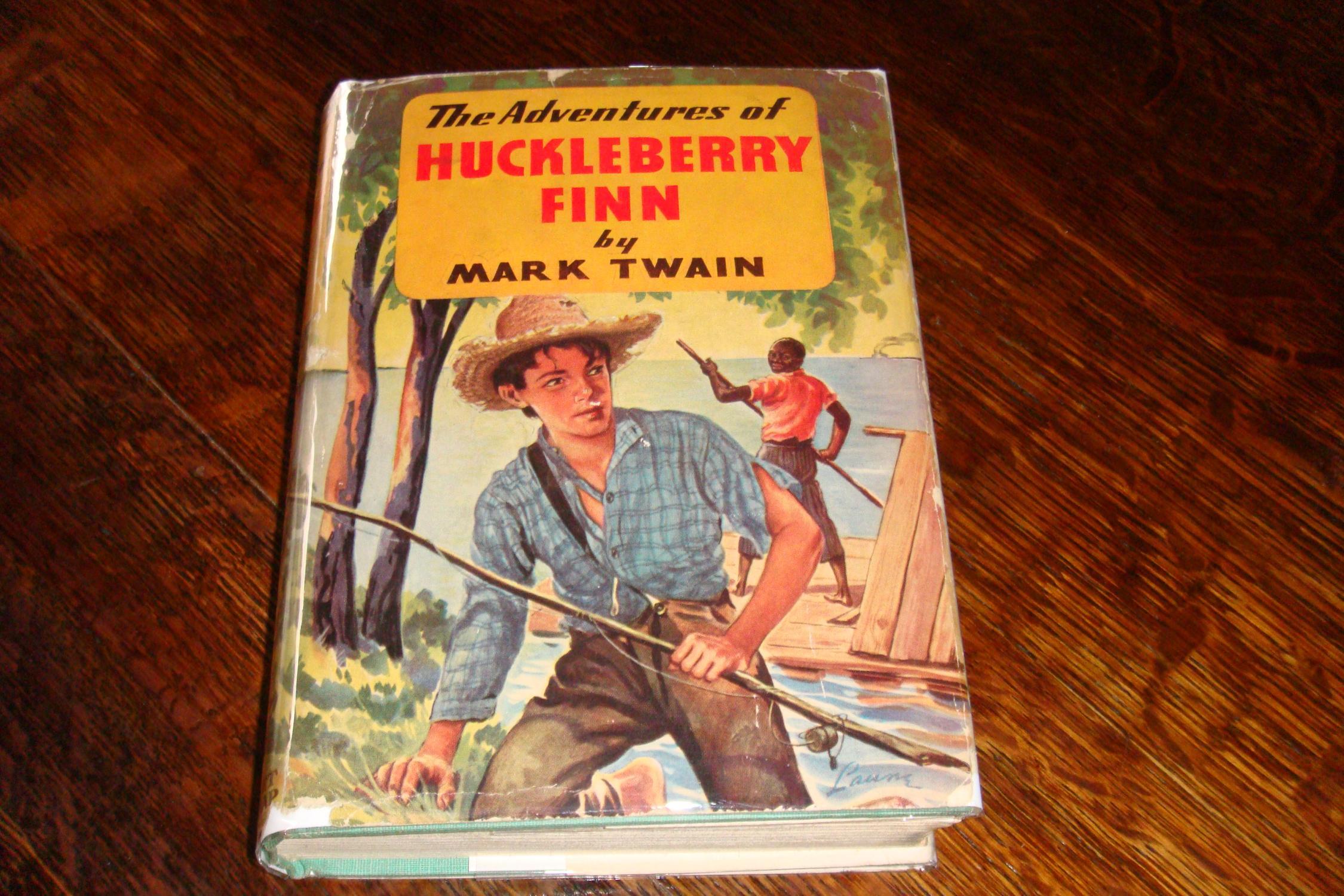 the adventures of huckleberry finn - HD2250×1500