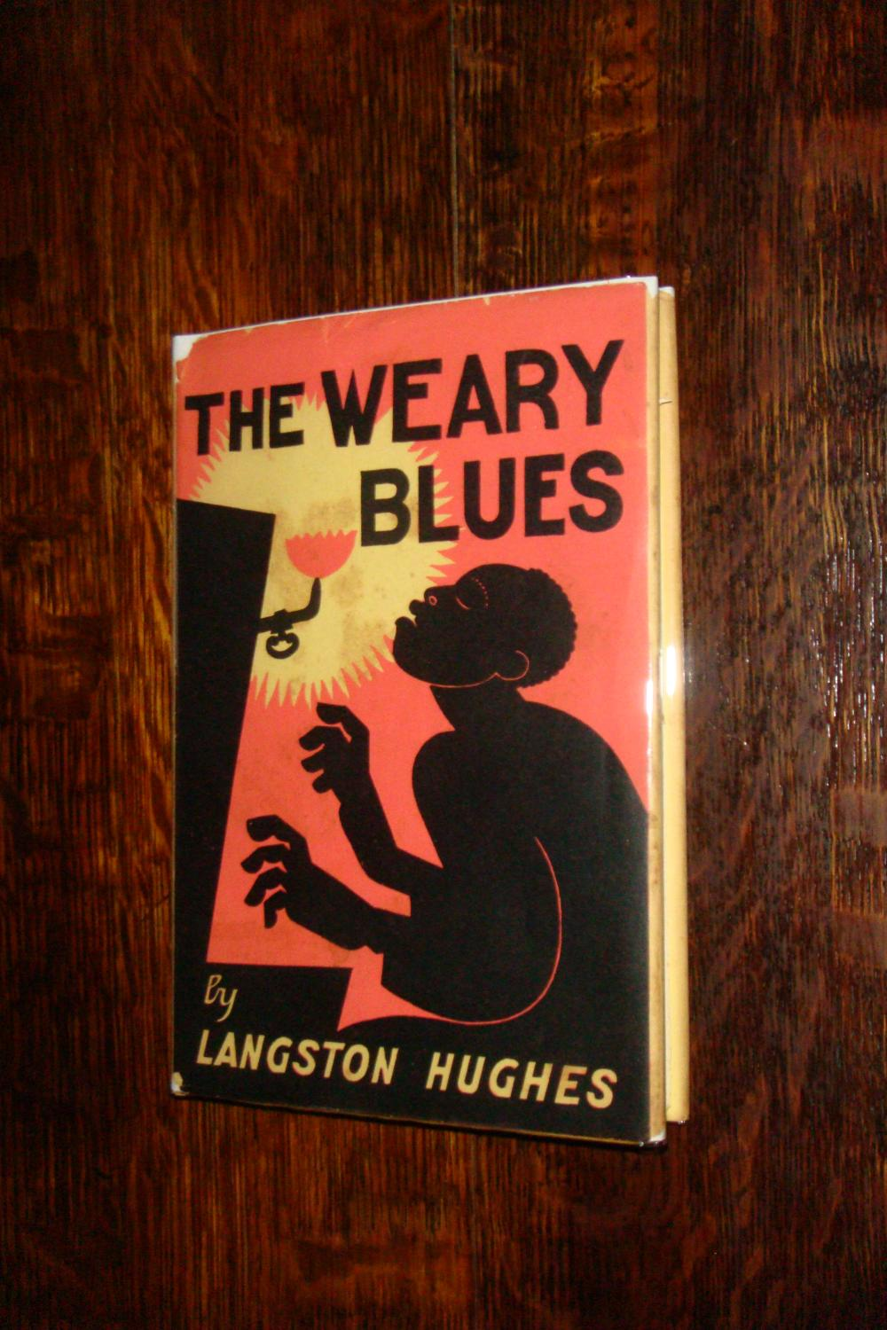 langston hughes the weary blues Langston hughes'  the weary blues video of hughes reading his poem: the weary blues rhythm the rhythm of the weary blues is much like a song.