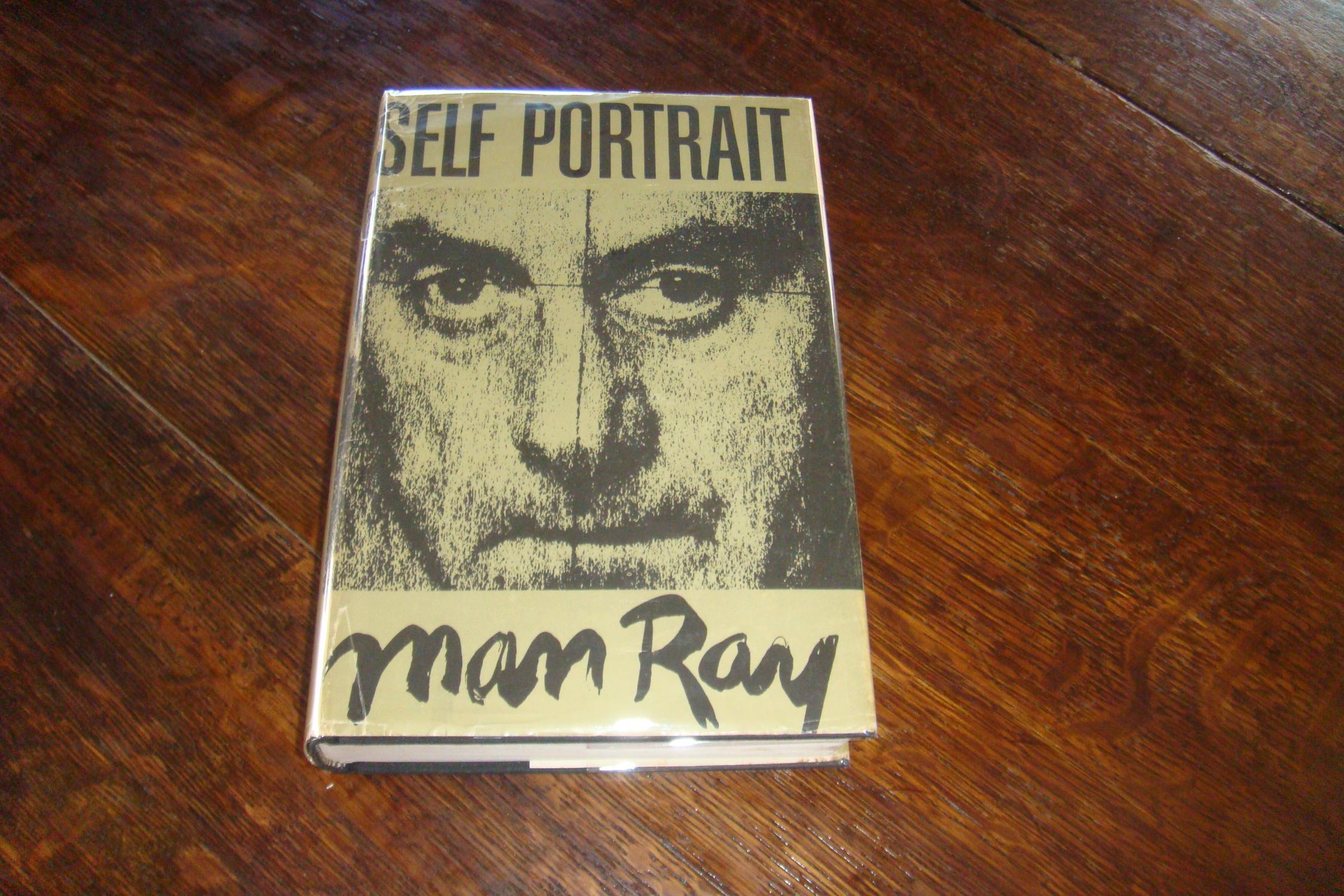Man Ray Self Portrait ( 1st printing) Ray, Man