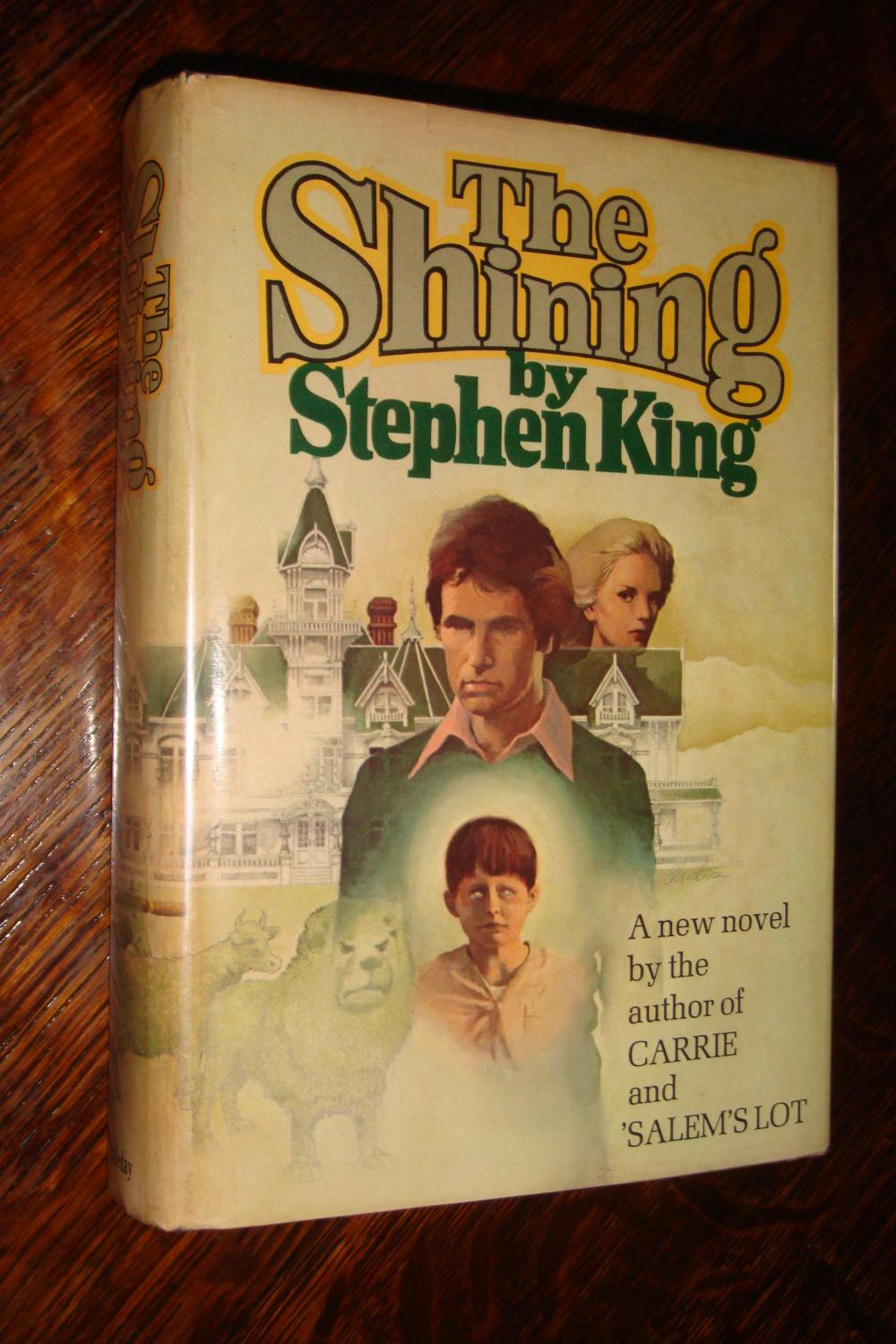 a summary of the novel the shining by stephen king It is the 22nd book published by stephen king he later plays a more significant role in the novel the shining stephen king wiki is a fandom books community.