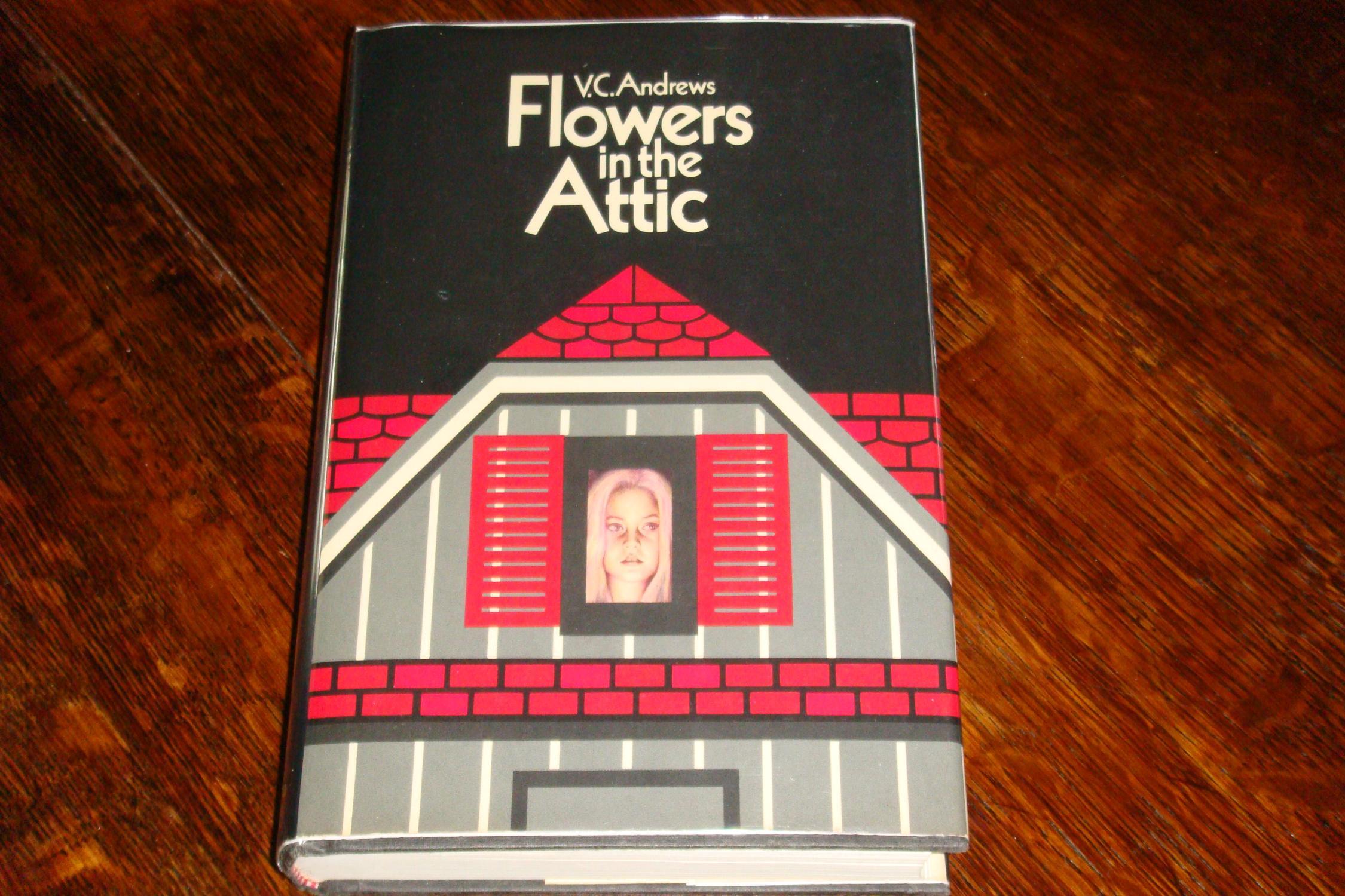 Flowers In The Attic Dollanger Saga Andrews V C
