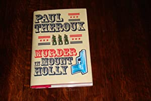 Murder in Mount Holly (signed 1st US edition)