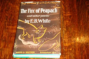 The Fox of Peapack (1st edition)