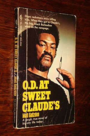 O.D. at Sweet Claude's (Edgar runner-up & 1st paperback original)
