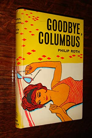 Goodbye, Columbus (1st Association copy + signed bookplate)
