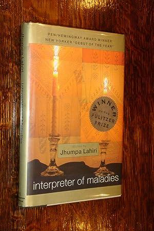 Interpreter of Maladies (signed 1st printing): Lahiri, Jhumpa