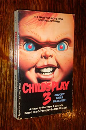 Child's Play 3 (1st printing of paperback original)