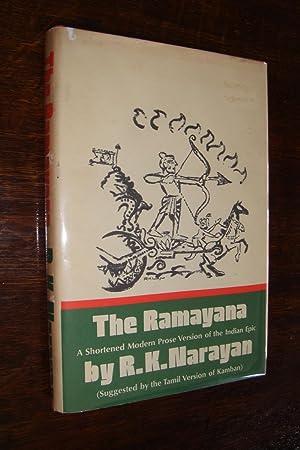 The Ramayana (1st edition): Narayan, R.K.