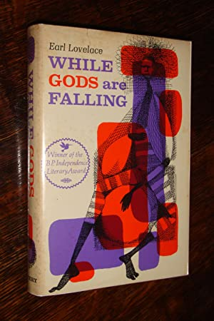 While Gods are Falling (1st US printing)