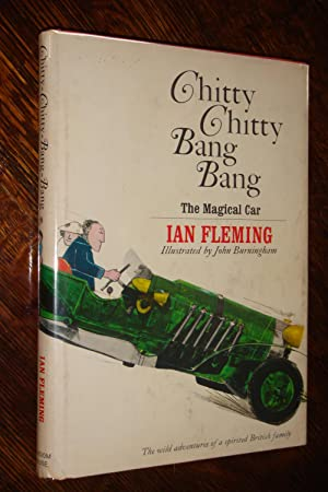 Chitty Chitty Bang Bang (1st printing w/ all points)