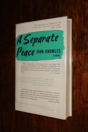 A Separate Peace (1st printing)