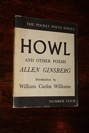 HOWL and other poems (signed & doodled): Ginsberg, Allen