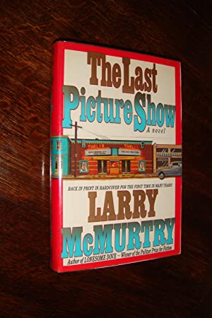 THE LAST PICTURE SHOW (1st thus.- signed twice)