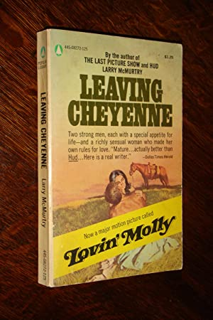 LEAVING CHEYENNE (signed): McMurtry, Larry