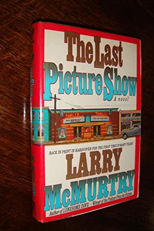 THE LAST PICTURE SHOW (1st thus.- signed: McMurtry, Larry