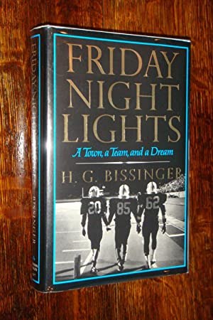 FRIDAY NIGHT LIGHTS (signed 1st)