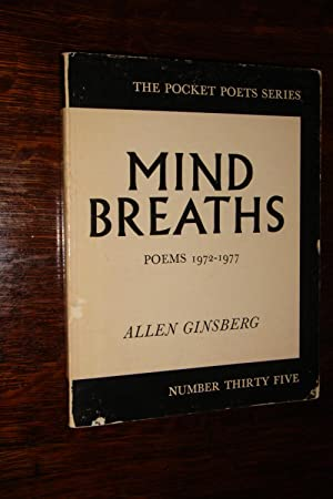 Mind Breaths (signed by Lawrence Ferlinghetti -: Ginsberg, Allen -