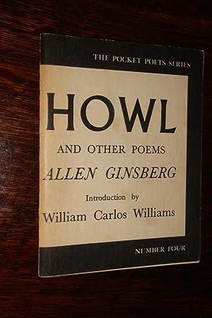 HOWL (signed by Lawrence Ferlinghetti - editor): Ginsberg, Allen -