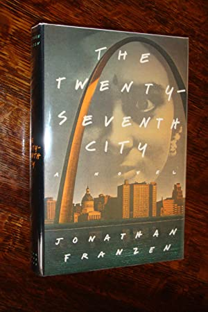 THE TWENTY SEVENTH CITY (signed twice - 23 years apart!)