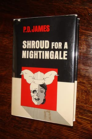Shroud for a Nightingale (1st printing)