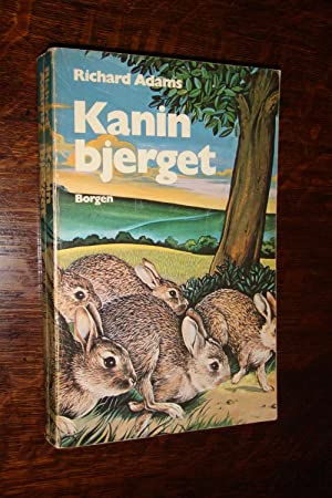 Watership Down - SIGNED by Richard Adams - Kaninbjerget