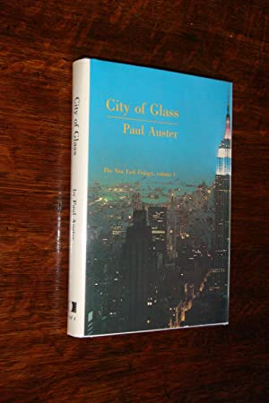 CITY OF GLASS (signed)