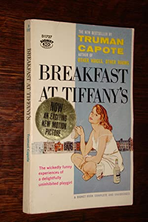 Breakfast at Tiffany's (1st printing)