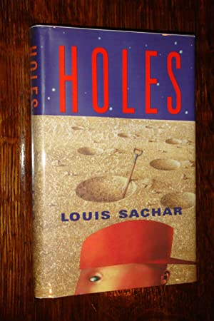 HOLES (1st printing in 1st issue DJ)