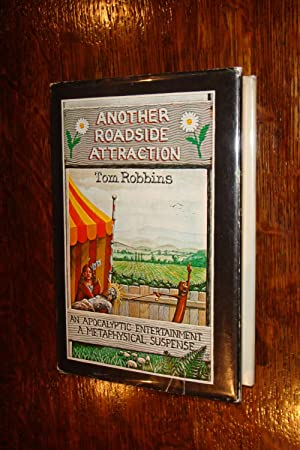 Another Roadside Attraction (signed 1st printing)
