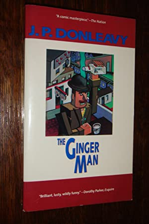 The Ginger Man (signed)