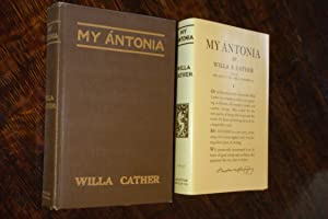 MY ANTONIA (1st edition)