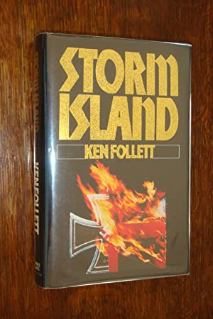 STORM ISLAND (signed 1st) EYE OF THE NEEDLE