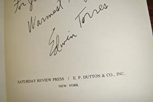 Carlito's Way (signed 1st printing): Torres, Edwin