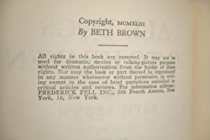 ALL DOGS GO TO HEAVEN (1st printing): Brown, Beth