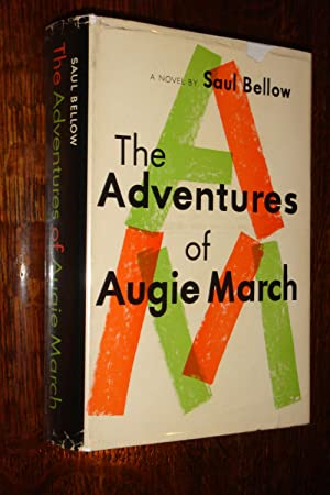 The Adventures of Augie March (1st printing)