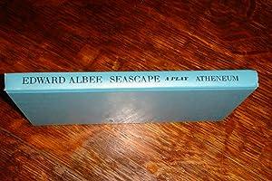 Seascape (signed): Albee, Edward
