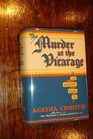 The Murder at the Vicarage (1st Edition)
